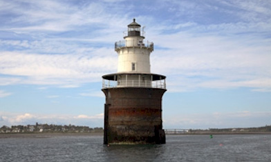 Sparkplug Lighthouse