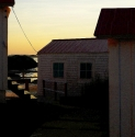Dusk at Head Harbour Light Station