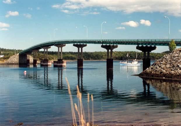 Bay Of Fundy Camping >> FDR International Bridge | My Campobello